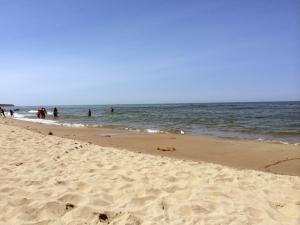 ..den Strand..