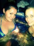 Jacki Me Hot tub
