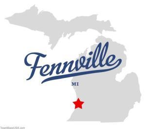 map_of_fennville_mi